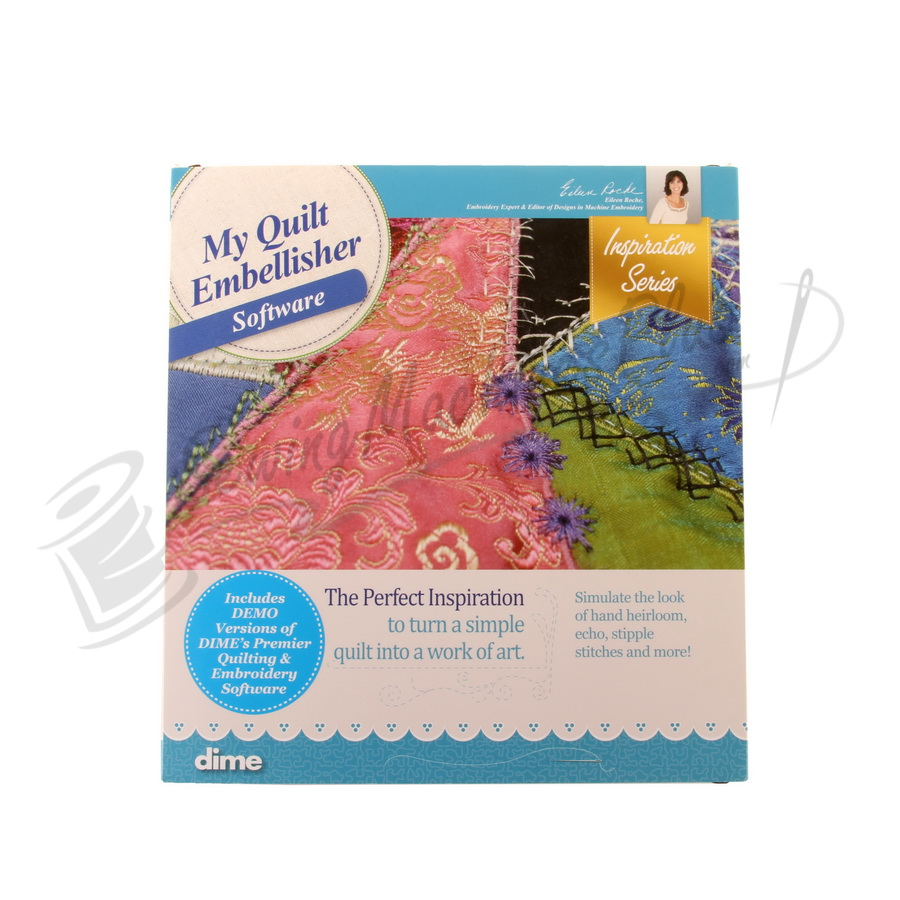 DIME My Quilt Embellisher