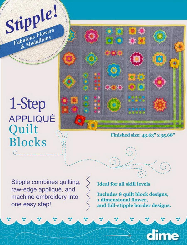 DIME - Stipple! Fabulous Flowers & Medallions