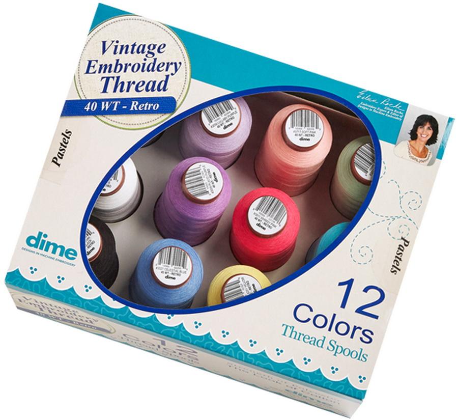 DIME - Vintage Thread 40 wt Retro