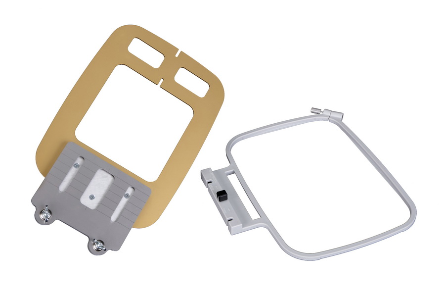 Durkee Cap Frame Insert for Janome RE20b Hoop 5.5 in. x 7.9 in.
