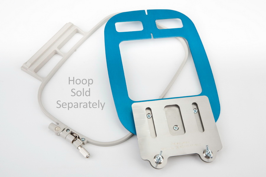 Durkee Single Needle Cap Frame Insert Hoops - Multiple Sizes Available