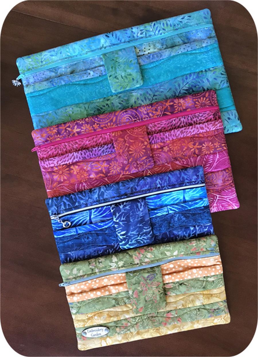 Embroidery Garden MaryAnn Case Set