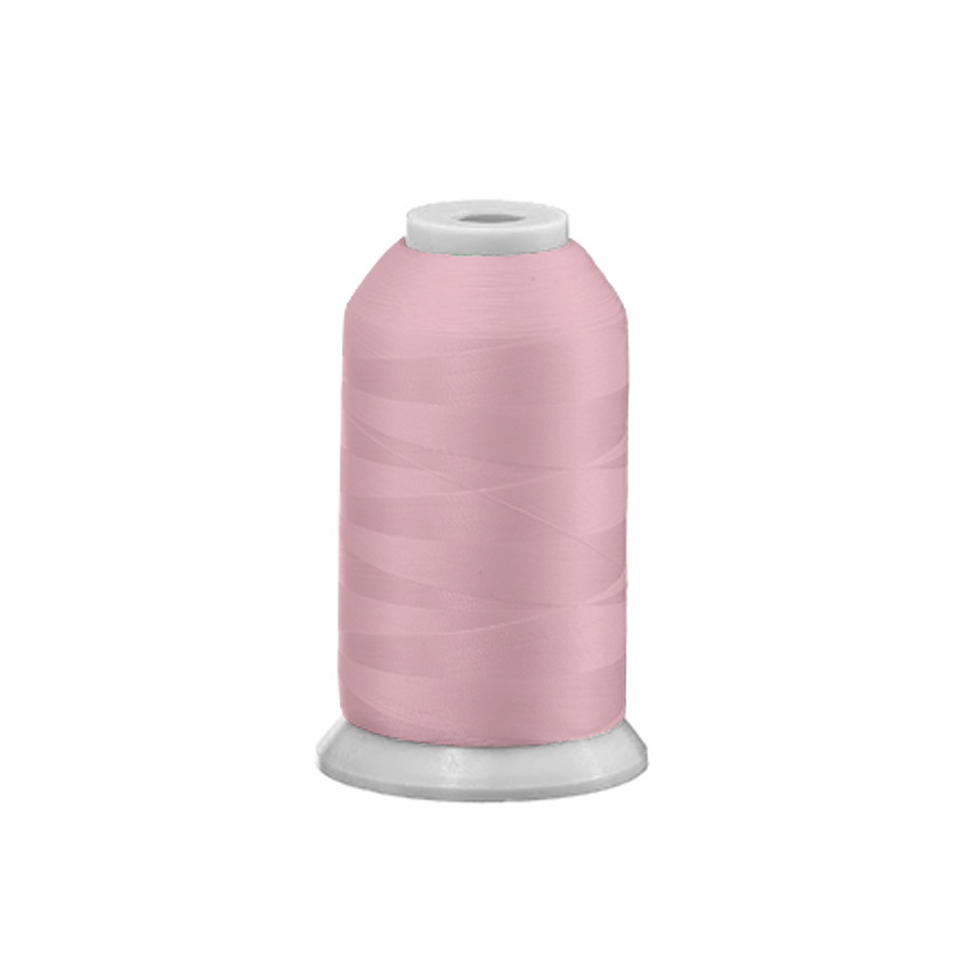 Exquisite Polyester Embroidery Thread - 302 Cotton Candy 1000M or 5000M