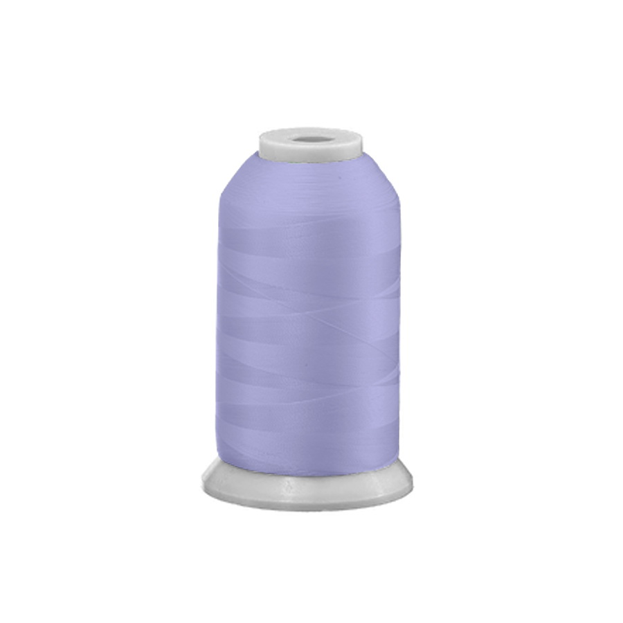 Exquisite Polyester Embroidery Thread - 383 Dark Lilac 1000M or 5000M