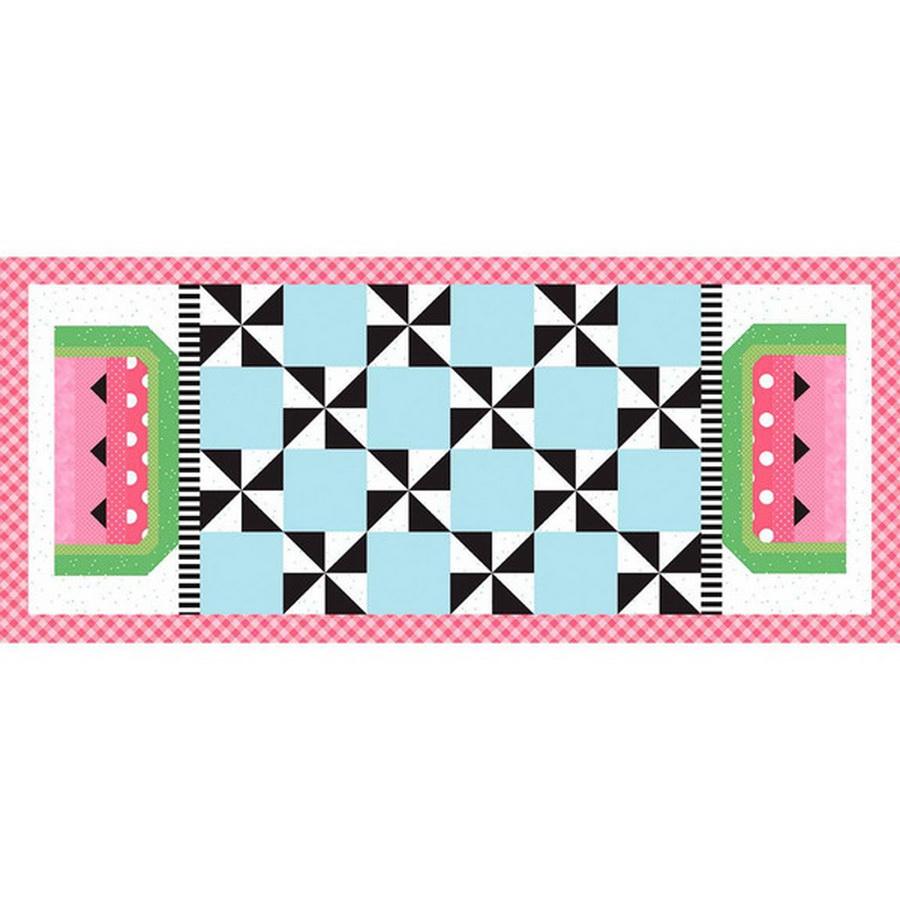 Riley Blake Sweet Summer Table Runner Fabric Quilt Kit