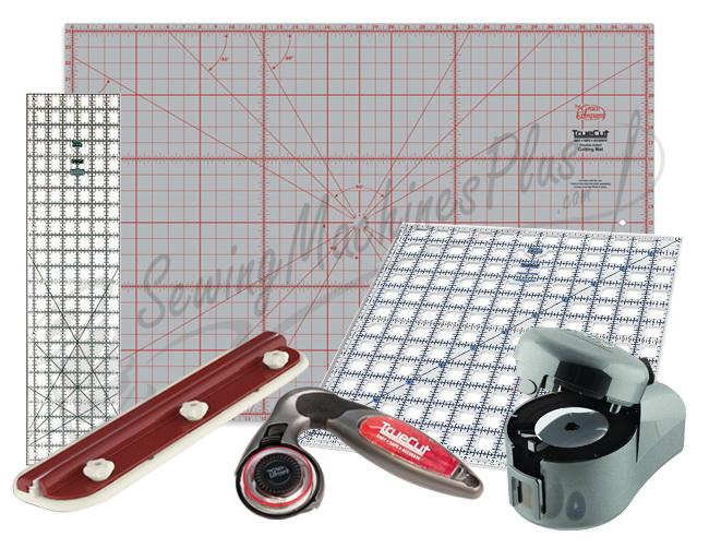 Grace Rotary Cutter & Cutting Mat Kit