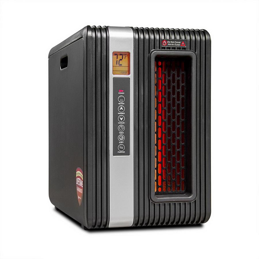 Greentech pureHeat 2-in-1 Heater and Air Purifier