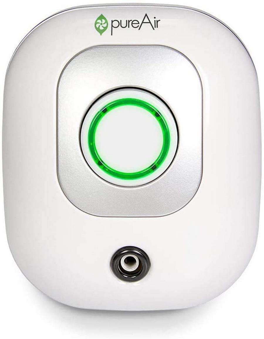 Greentech pureAir 50 Small Space Plug-in Air Purifier and Air Cleaner