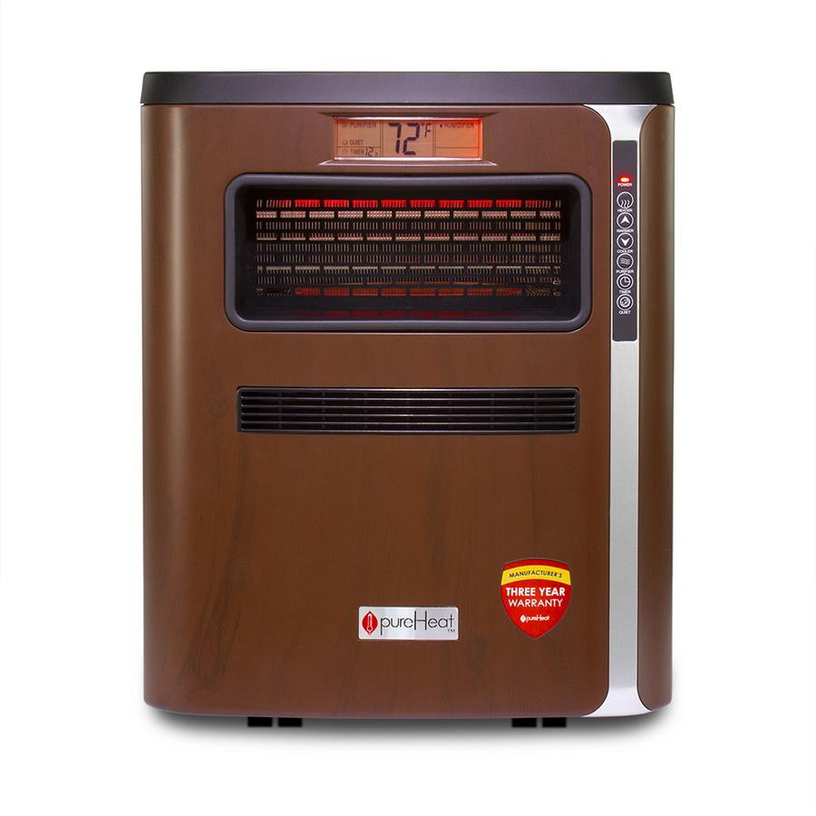 Greentech pureHeat 3-in-1 Heater, Air Purifier & Humidifier