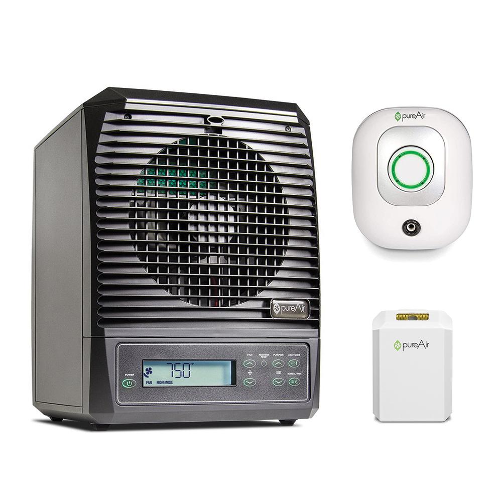 GreenTech Special Bundle - (1) pureAir Plug 50, (1) pureAir SOLO Personal Air and (1) pureAir 3000