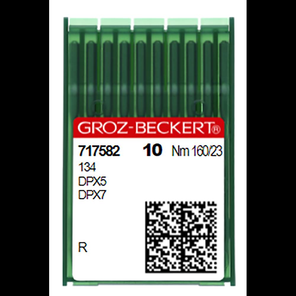 Groz-Beckert Needles Size 160/23 (135x5) 10pk