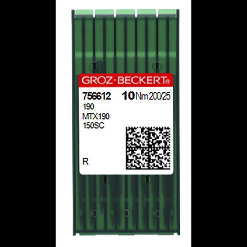 Groz-Beckert 190R MN 200/25 Needles 10pk