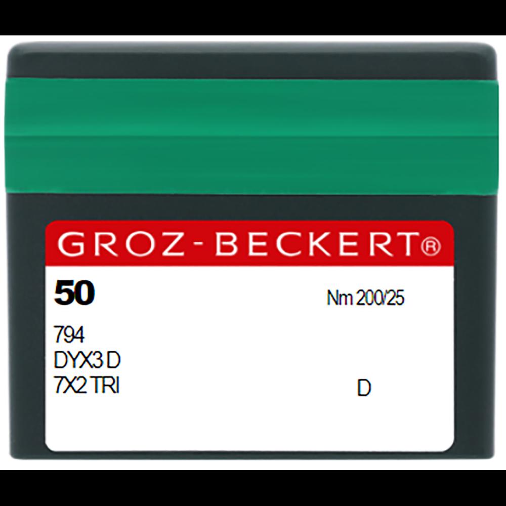 Groz-Beckert Needles 794D Size 200/25