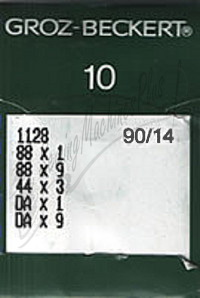 Groz-Beckert Needles Size 90/14 (88x1) 10pk