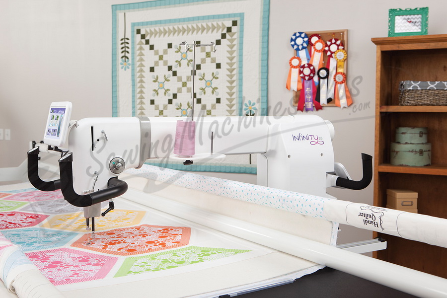 Handi Quilter Infinity 26-inch Long Arm - Free Hands on Training