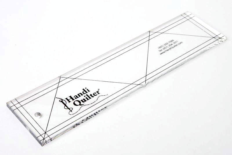 Handi Quilter Straight Edge Ruler