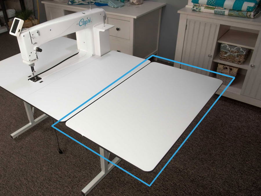Handi Quilter InSight Table Extension 18 x 32 Inches (Capri)