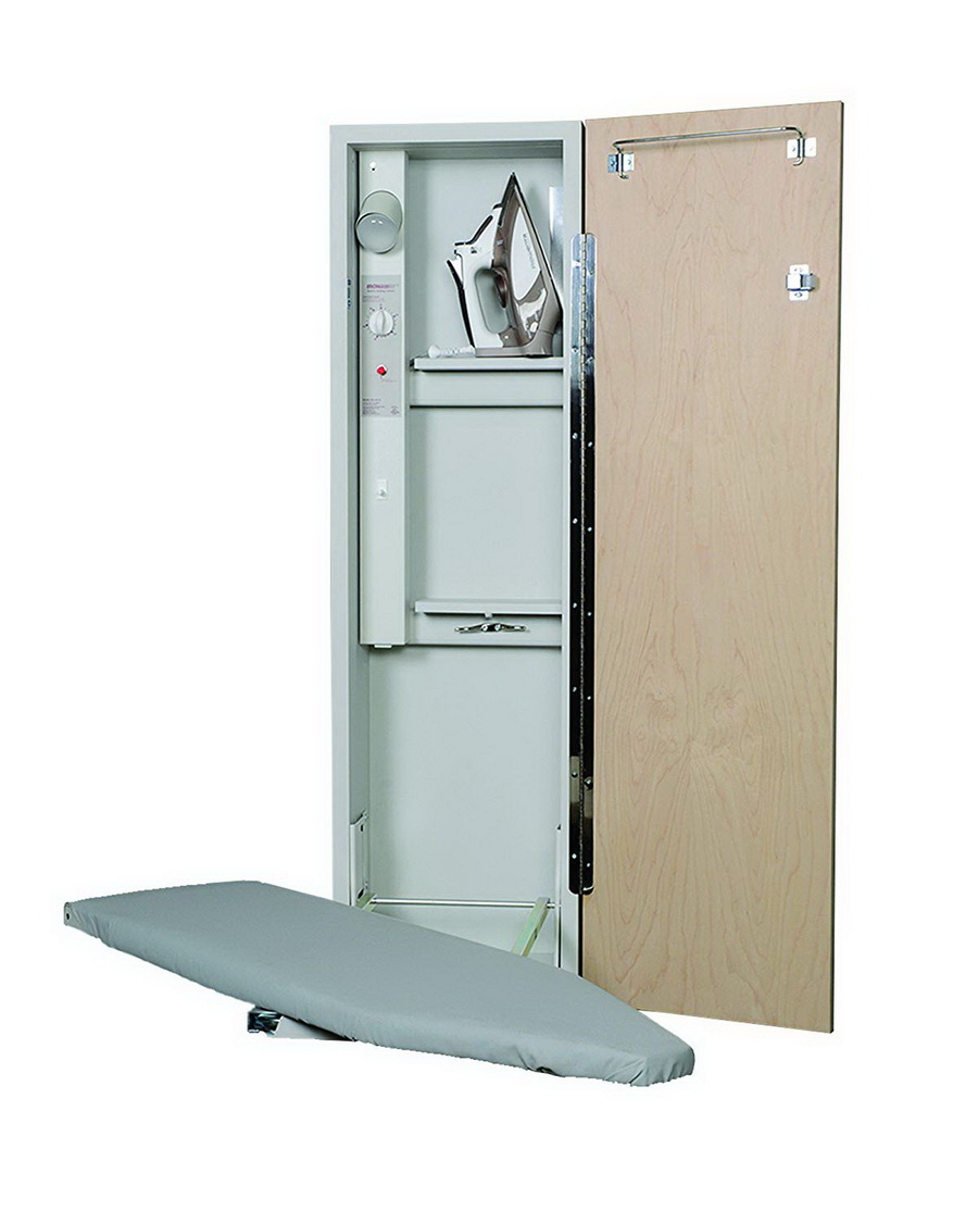 Iron-A-Way AE-42: 42 Inch Ironing Board Center With Electrical System