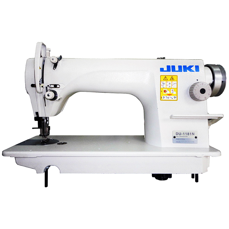 juki du 1181n walking foot industrial sewing machine with table and rh sewingmachinesplus com Sewing Machine Manual Lift Omega Sewing Machine Manual