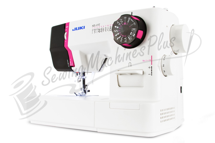 Juki HZL-27Z Deluxe Compact Sewing Machine only 12 LBS