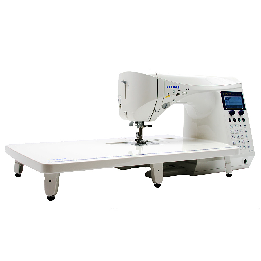 Juki Sewing Machine-Juki HZL-F600 Exceed Series Full Sized Computer Sewing and Quilting Machine