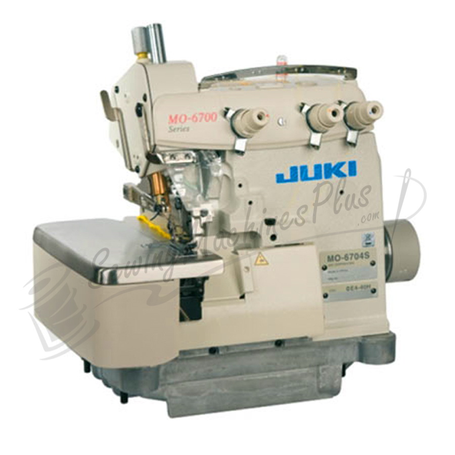 Juki MO-6704 - 3-Thread High-speed Overlock w/ Table & Motor