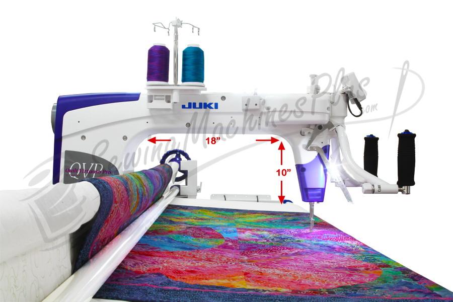 Juki TL-2200QVP Quilt Virtuoso Pro Long Arm w/10' Frame : juki quilting sewing machine - Adamdwight.com