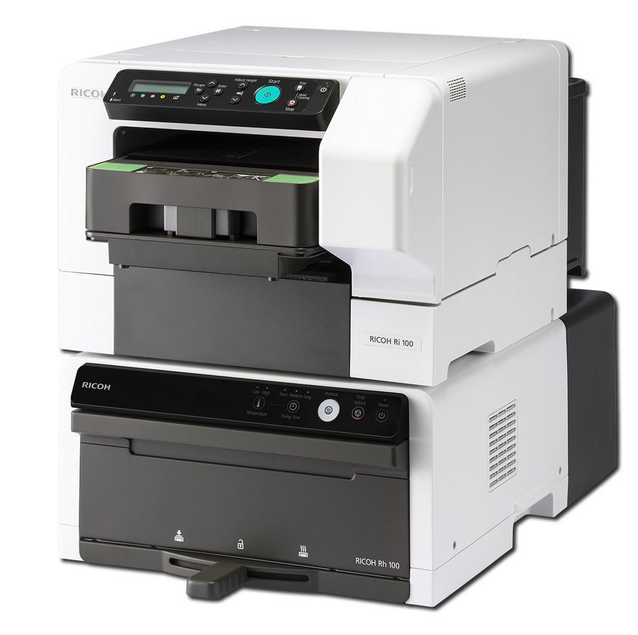 Ricoh Ri100 Direct to Garment Printer