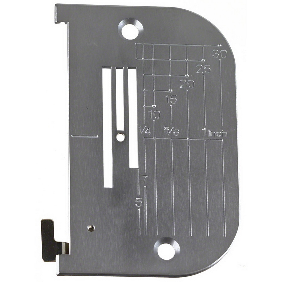 Juki Needle Plate - A9839090BA0 for Thick Fabrics
