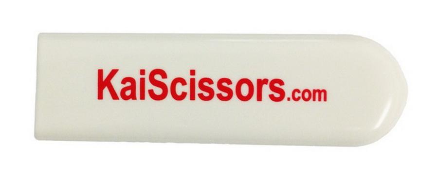 KAI White Scissor Tip Cover