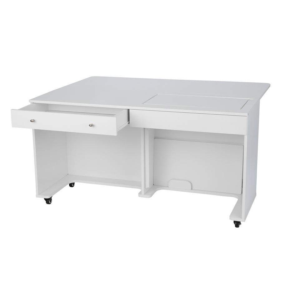 Kangaroo Kabinets II Sewing Cabinet - White (K8711)