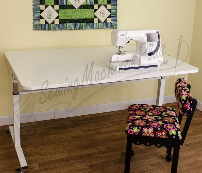 Kangaroo Kabinets Tasmanian Height Adjustable Sewing Table