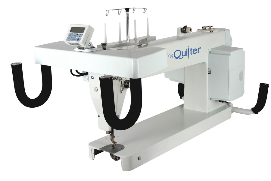 King Quilter 18x8 Long Arm Quilting Machine