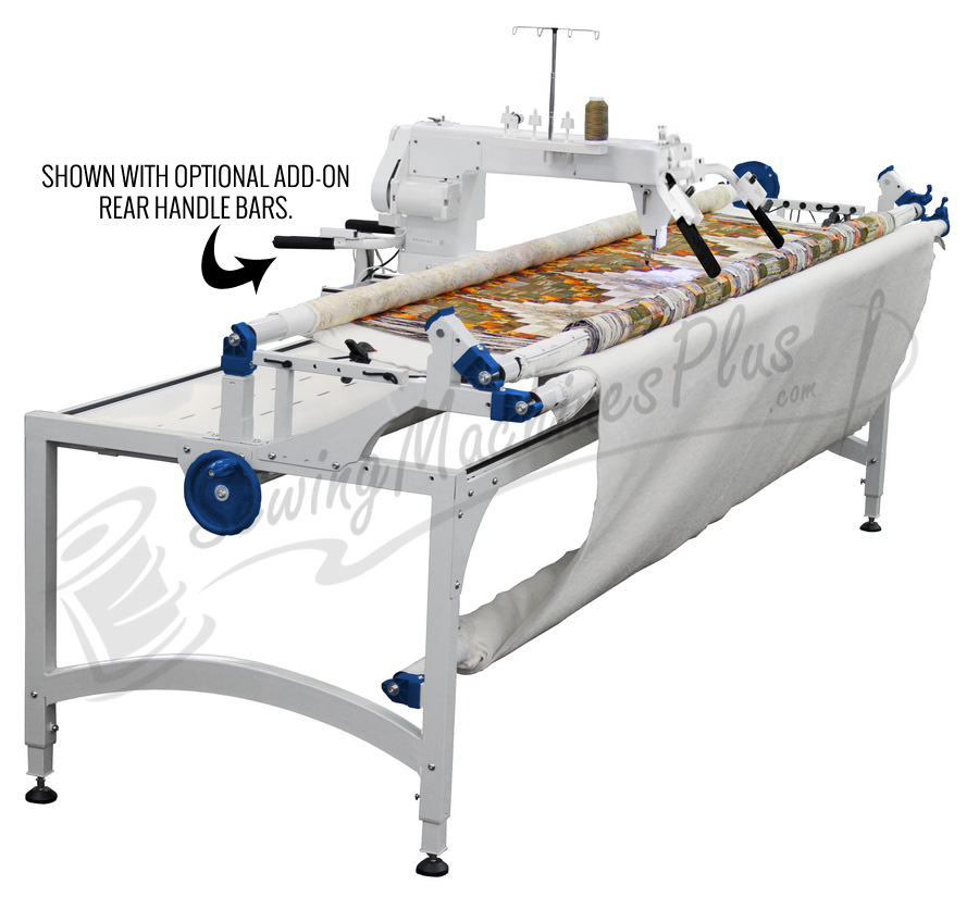 print arm blp quilt statler household gammill ambrosia views long angle quilting machines meissner more machine sewing