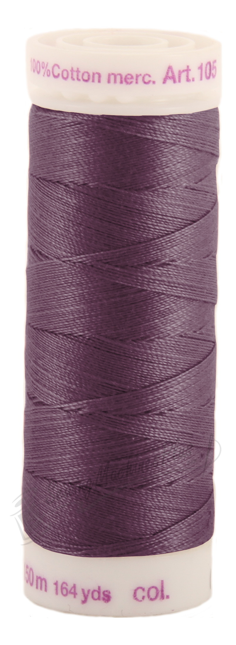 Mettler Silk-Finish 164 Yards, 50 wt. - Color 607 - 100% Cotton (105-607)