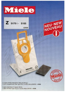 Miele Type Z Dustbag Intensive Clean