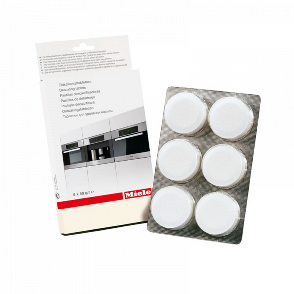 Miele Descaling Tablets for Coffee Machine