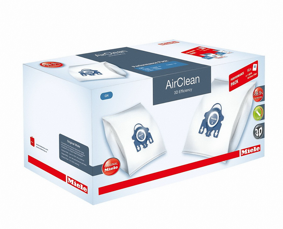 Miele Performance Pack GN + HA30 Household Vacuum Bags