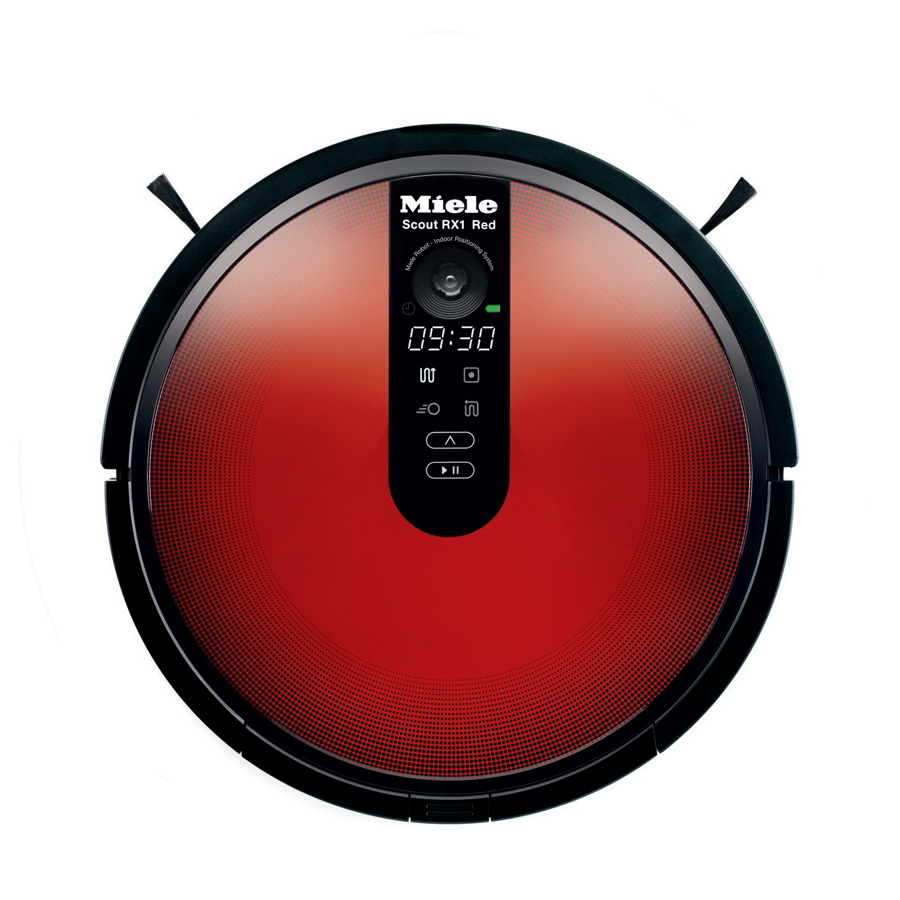 Miele Scout RX1 Red Vacuum