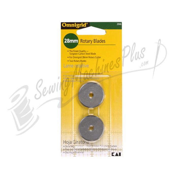 Omnigrid Rotary Cutter Replacement Blades 28mm