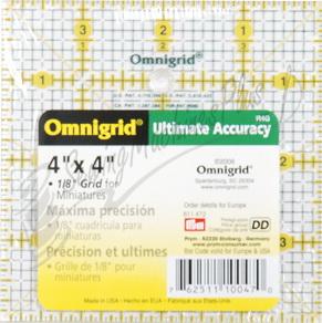 Omnigrid 4 inch x 4 inch Grid