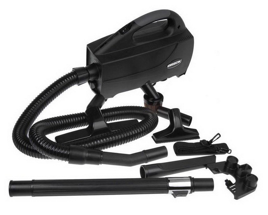 Oreck BB880-AD Compact Canister Vacuum