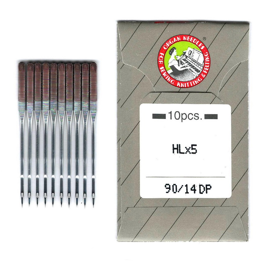 Organ Needles HLx5 90/14 10pk (HLX5-90)