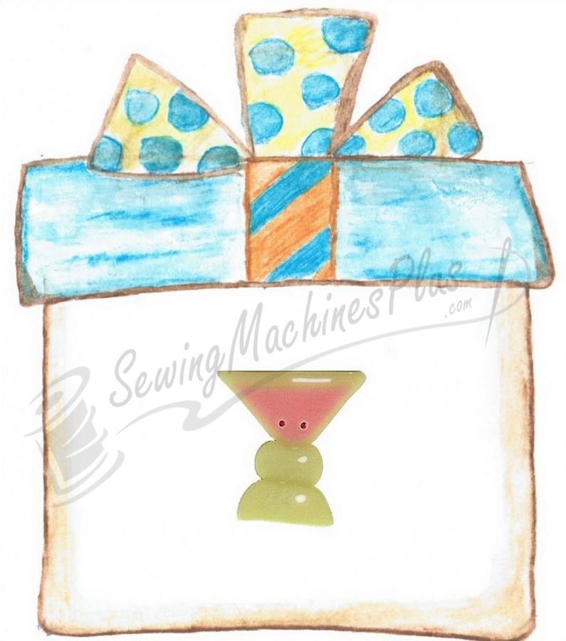 Patch Abilities Monthly Mini Series 2 MM20 Summer Splash- Bird Bungalow Button Pack