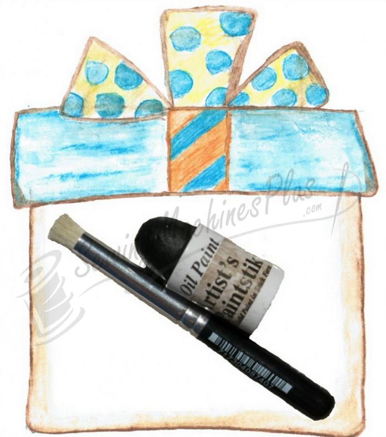 Patch Abilities Summer-Ripe Melons Pattern Paint Pack (includes paintstik & brush) PP128