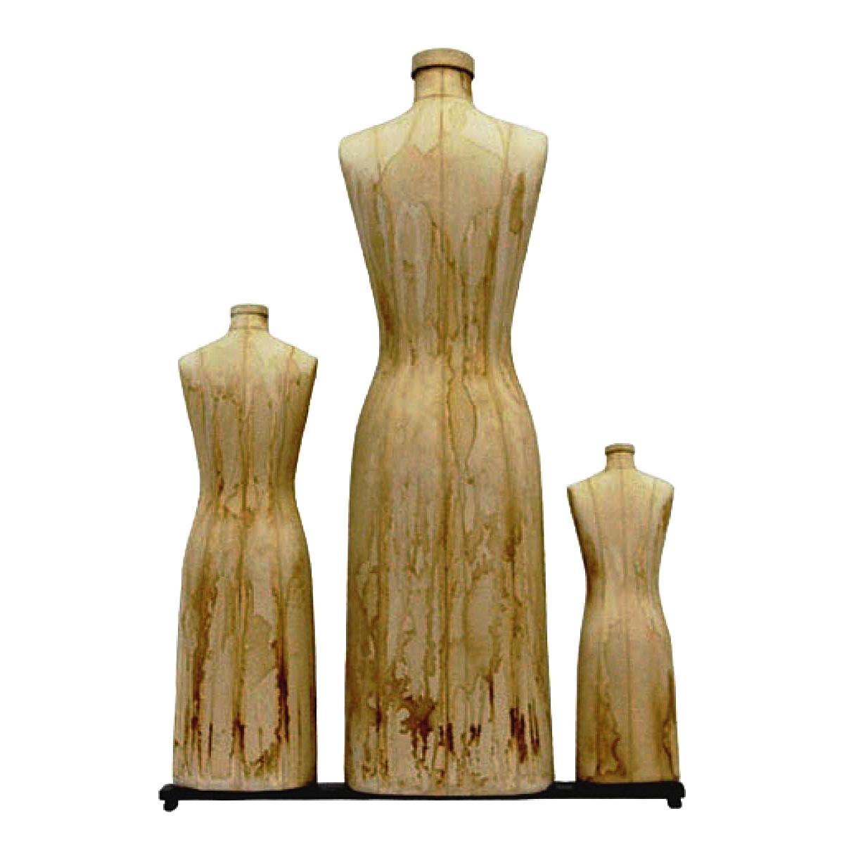 PGM 615 - Ladies Mini Scale Dress Form Set, size 8