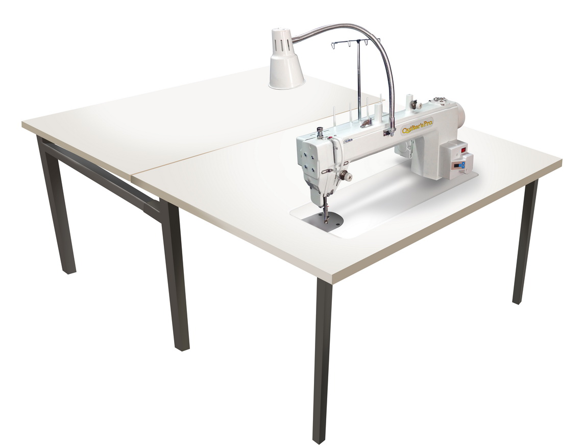 Quilters Pro Sitdown Long Arm Quilting Machine & Table