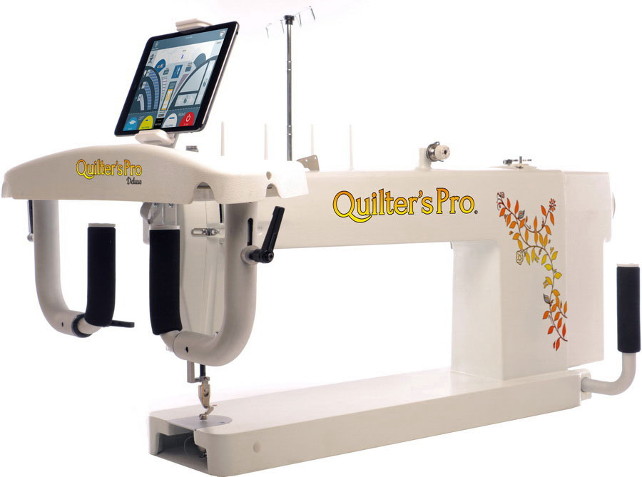 Quilter's Pro Deluxe Long Arm Quilting Machine