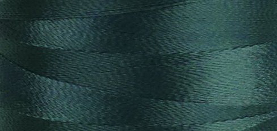 Quilters Select Para-Cotton Polyester Thread 80 Weight 400m Spool - Slate Gray