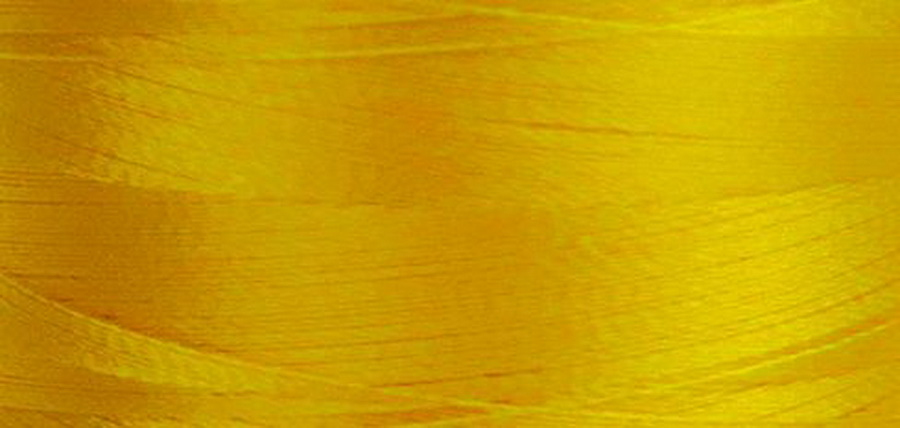Quilters Select Para-Cotton Polyester Thread 80 Weight 400m Spool - Dandelion